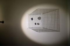 Kamil Baś - Loopholes - 31x32x33 cm - 2015