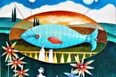 Pesce ovale